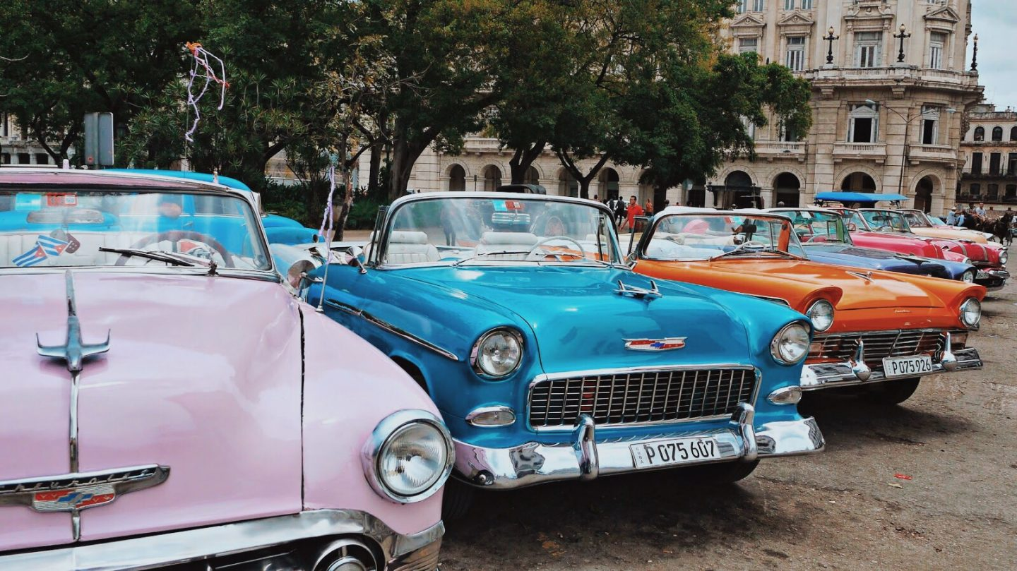 From America to Cuba: Part II